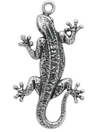Charm in argento Jeko