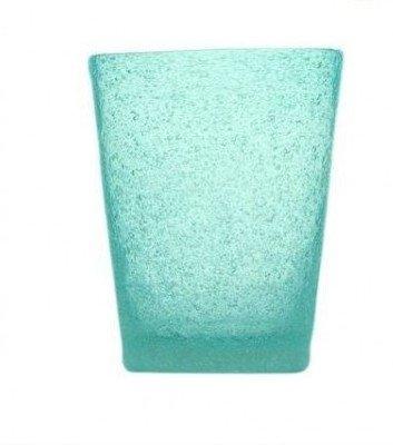 Bicchiere acqua torquise
