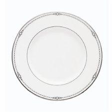 Piatto decorato Pearl Platinum