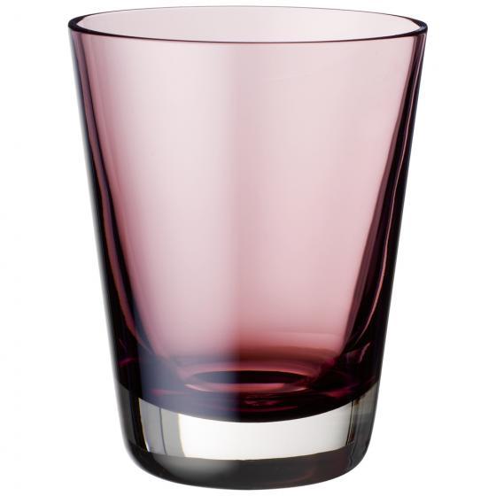 4 bicchieri burgundy