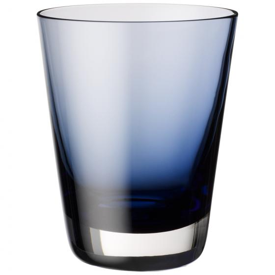 10 Bicchieri blu