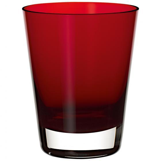 12 bicchieri rossi