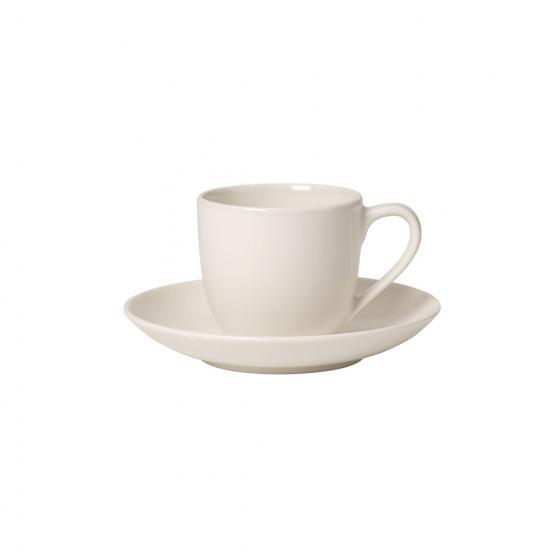 Tazza espresso con piattino