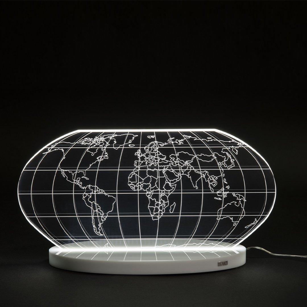 Lampada da tavolo Colombo