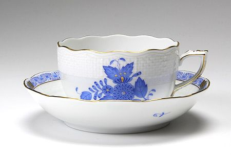 Tazza tè Appony azzurro