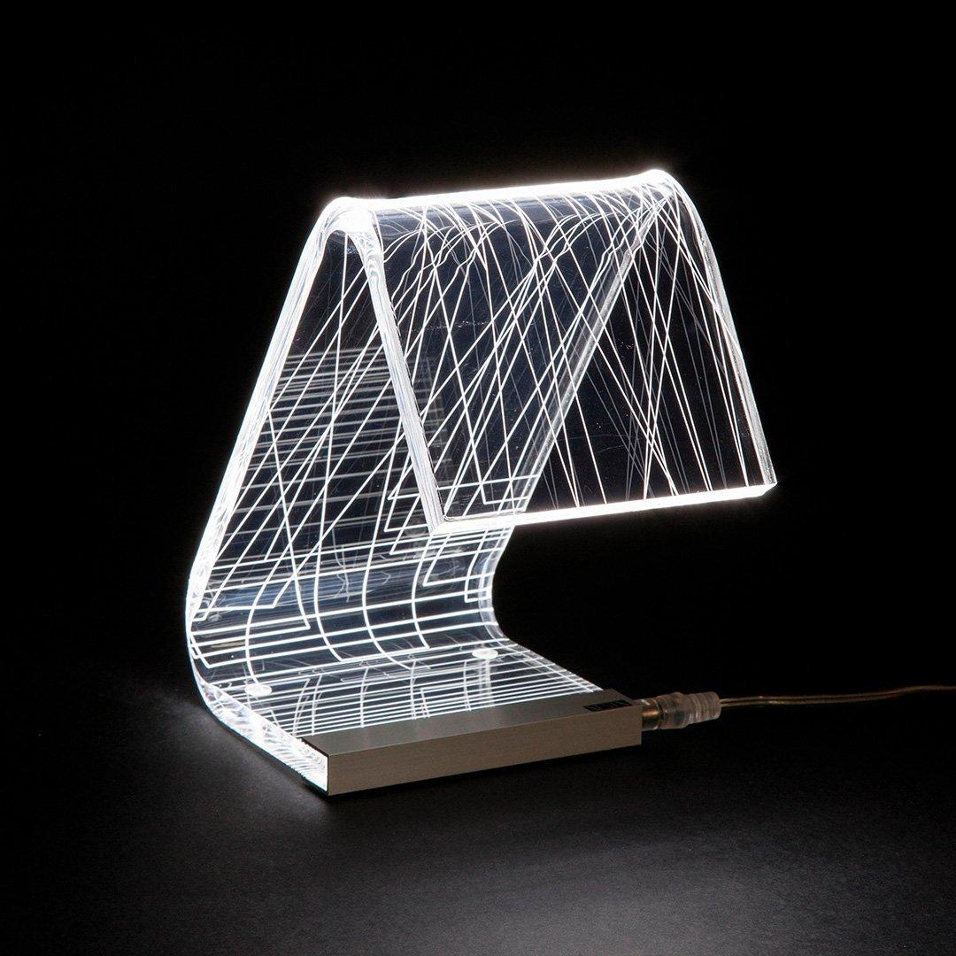 Lampada da tavolo C-Led